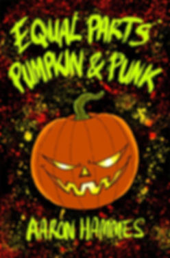 Equal Parts Pumpkin & Punk (front cover)