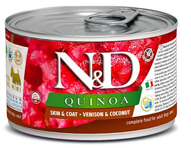 Skin & Coat Cerf Quinoa All Breed Adult