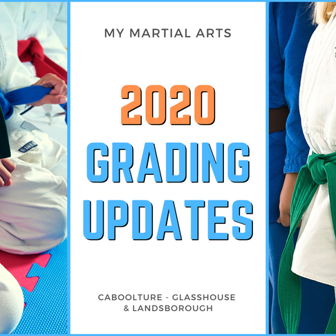 Grading Updates!