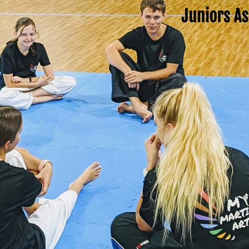 Junior Assistant Course