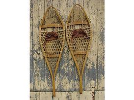All Resort Vintage Snowshoes