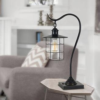 Cal Lighting Silverton Table Lamp