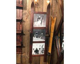 All Resort Wood Ski Frame