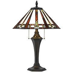 Cal Lighting Tiffany Table Lamp