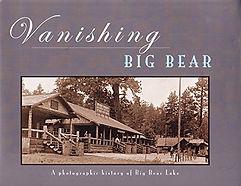Vanishing Big Bear Books