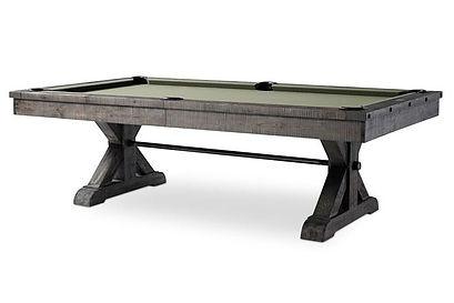 Plank & Hide Otis Pool Table