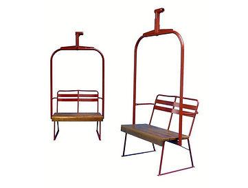 All Resort Ski Lift Chair