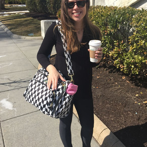 How to Stock Your Diaper Bag (And one of my faves - the Ju-Ju-Be BFF)
