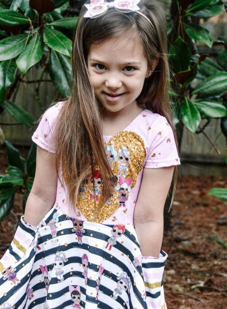 little-girl-LOL-doll-dress-with-pockets-standing-outside-best-southern-mom-blogs