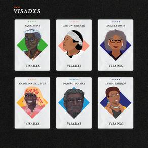 Jogue agora VISADXS - Um jogo de representatividade negra