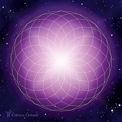 mini vortex qui permet aux énergies cosmiques d'être amplifiées dans le lieu dans lequel il est placé