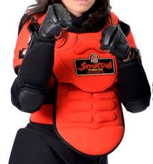 goddess training armour vest