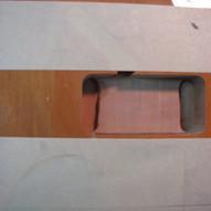 Neck Pickup Cavity