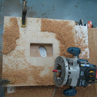 Routing the Trem Cavity