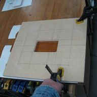 Neck Pickup Router Template
