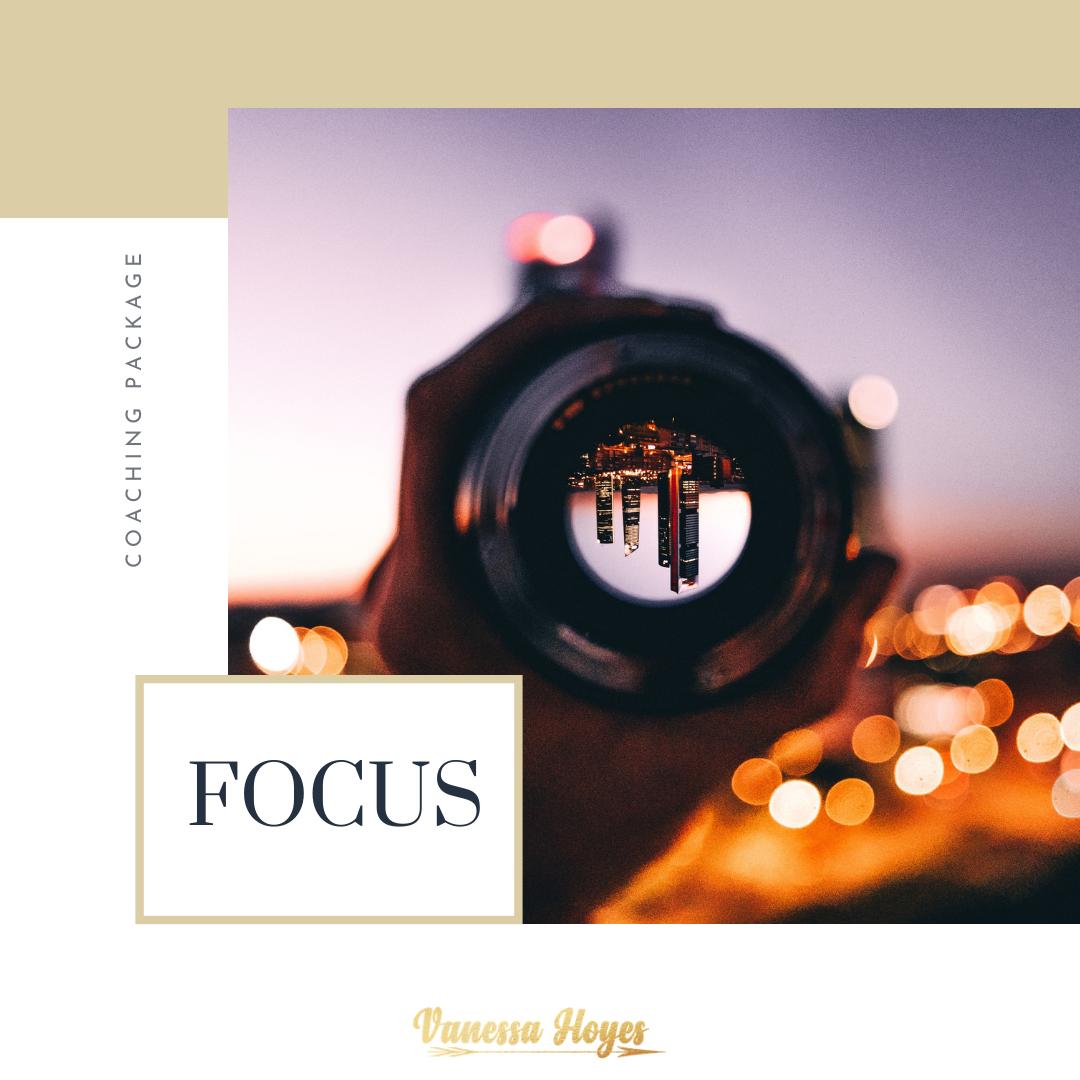 FOCUS - Coaching Package