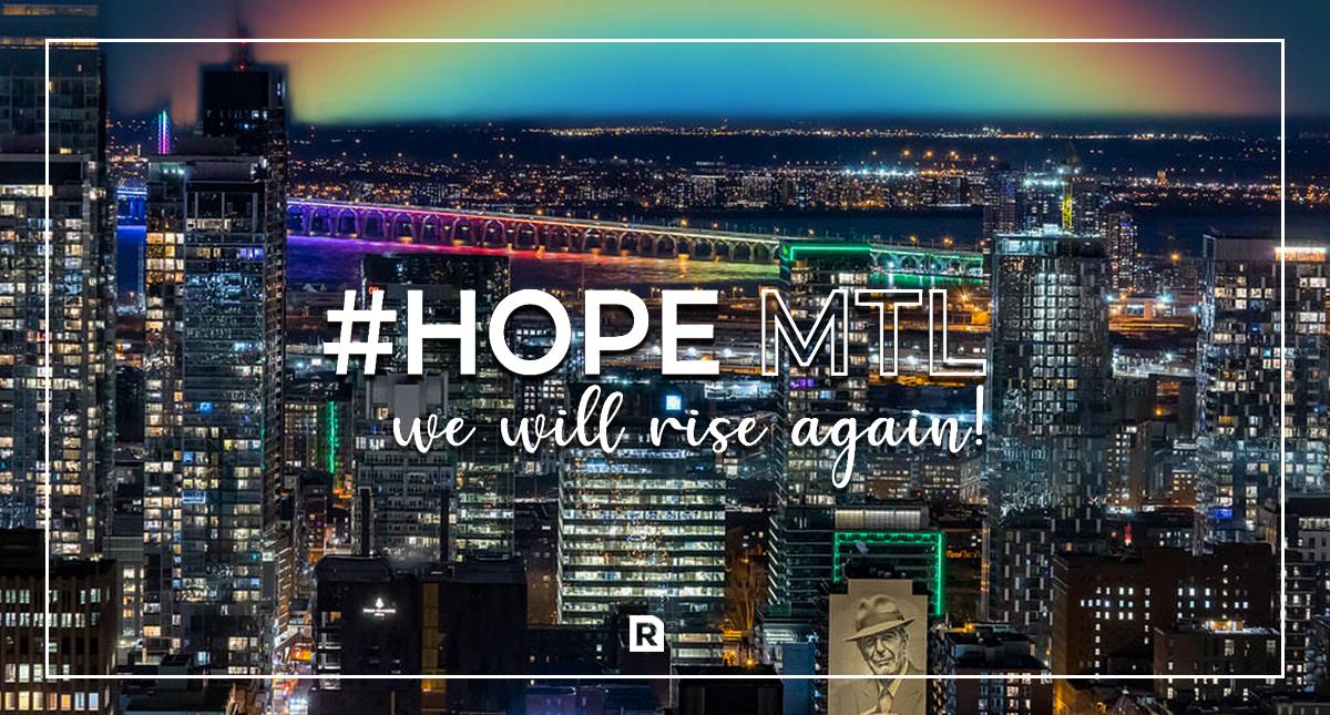 #HOPE MTL