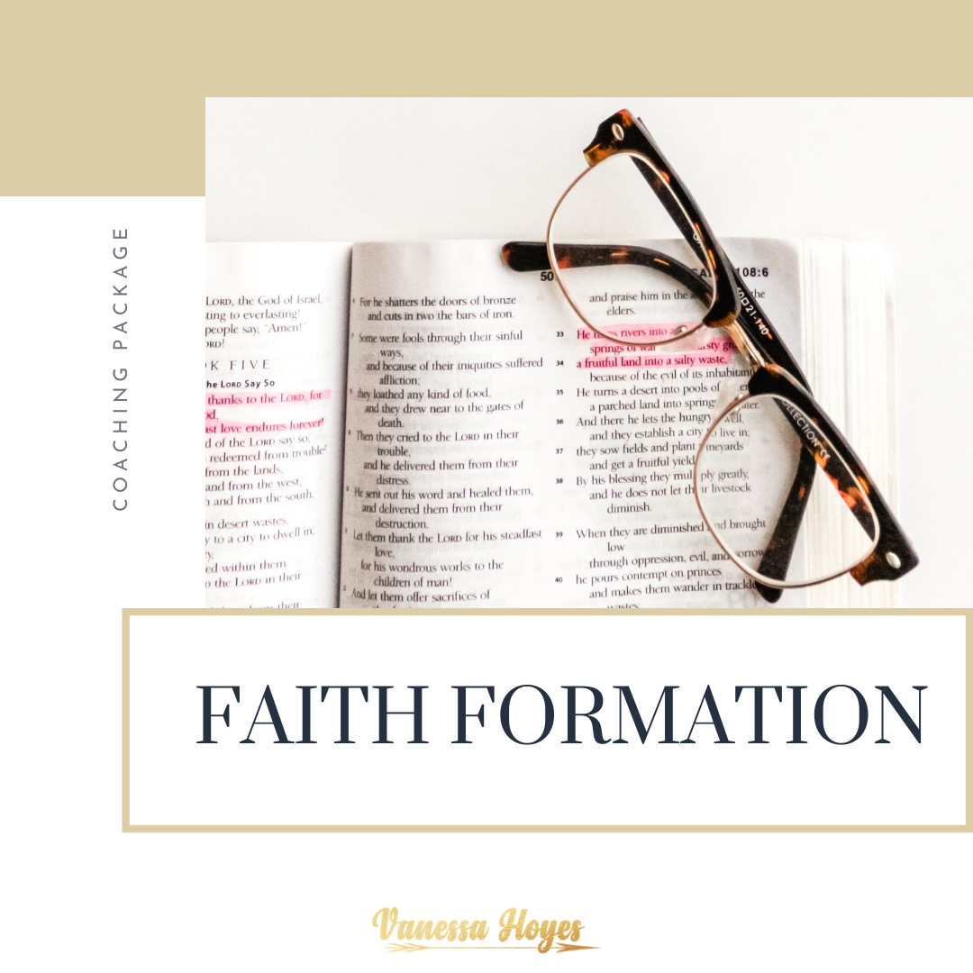FAITH FORMATION - Coaching Package