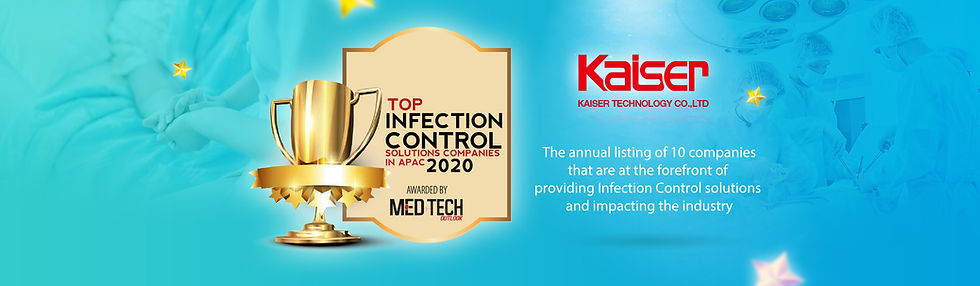 Kaiser top infection control