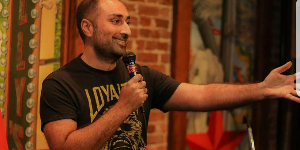 Badar Tareen is hosting a show at Broadway Comedy Club!