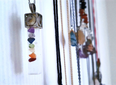 Crystal Pairing with The Chakras
