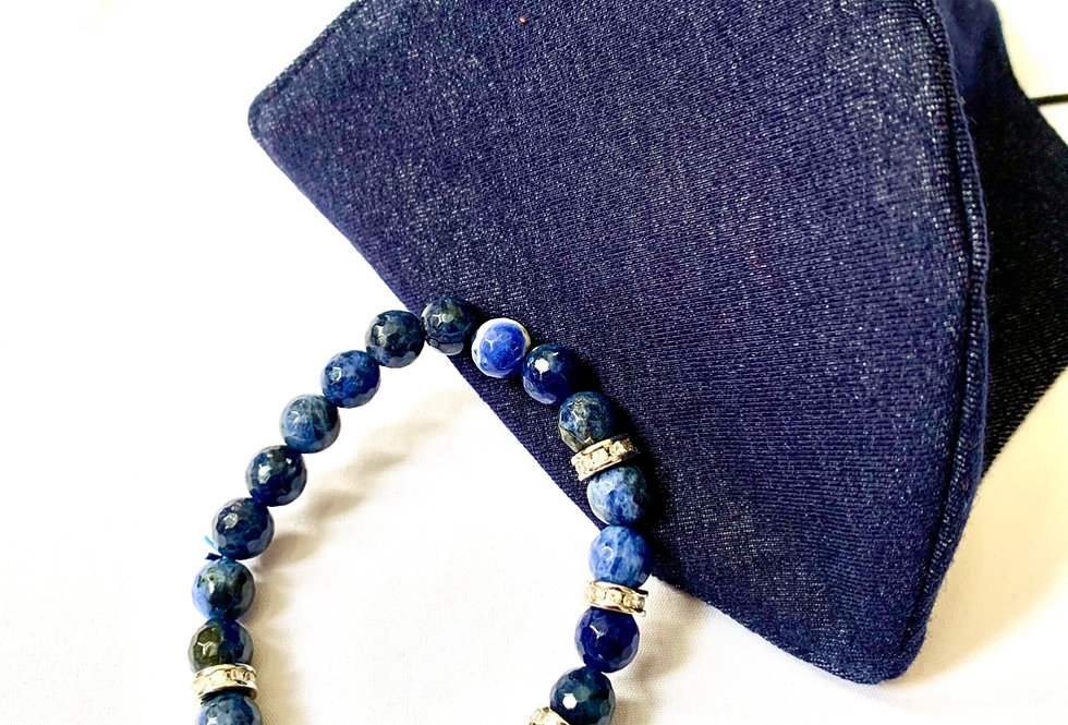 Mask and Bracelet Gift Set