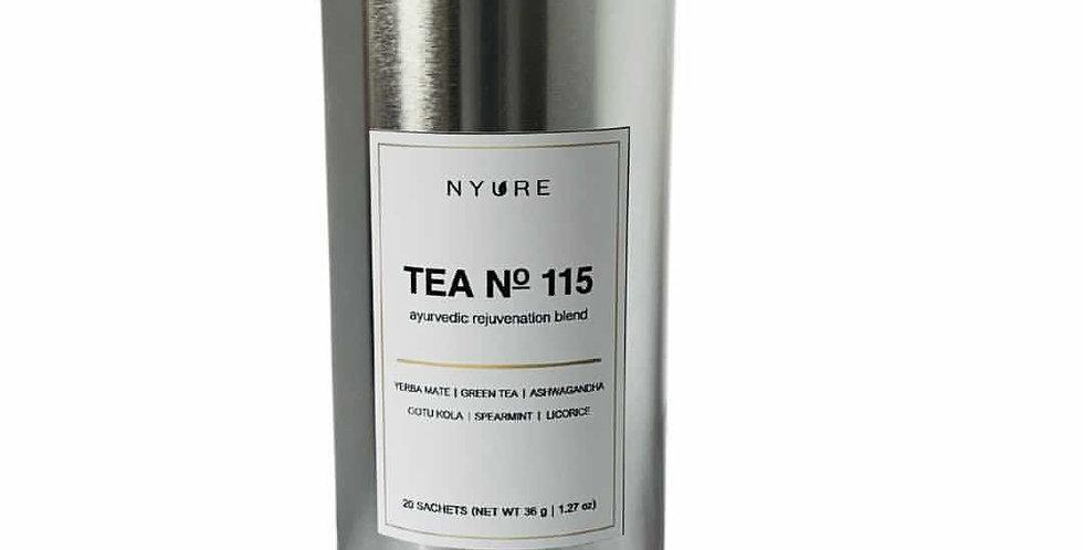 Nyure - Tea No. 115 - Rejuvenate