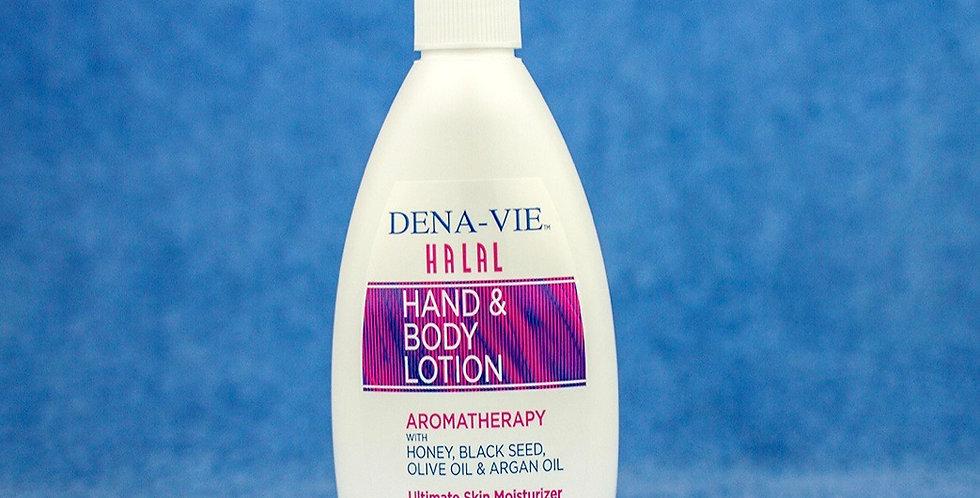Dena-Vie Halal Hand & Body Lotion