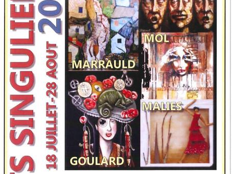 Nuances-Vernissage 18 Juillet 2020