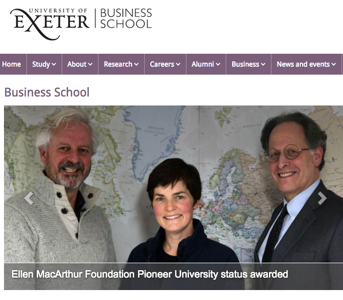 Exeter Business School