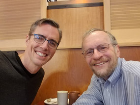 Coffee with Climate Scientist Richard Alley