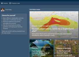 Top websites for business sustainability cases