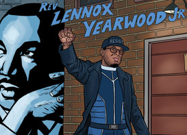 The Weekender: 13 Climate Justice Leaders Imagined as Comic Superheroes (YES! Magazine)