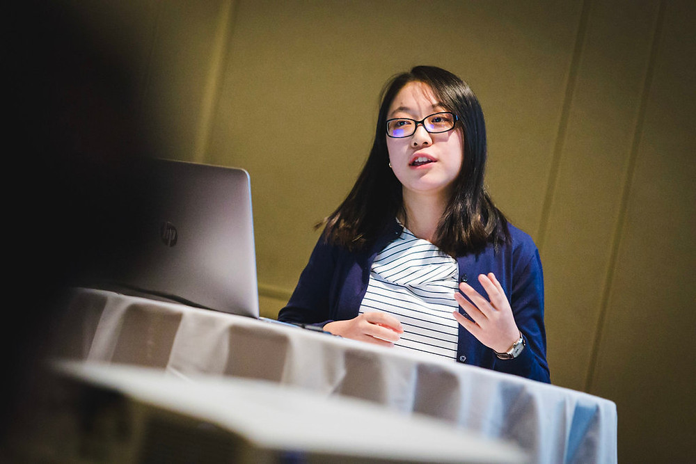 Alice Wu's research exposed discrimination against women