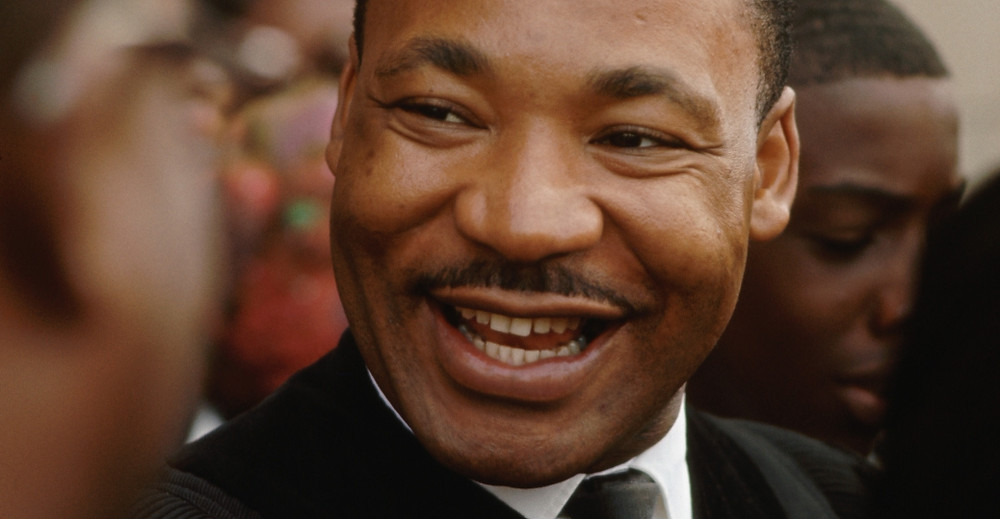 Martin Luther King, Jr. receives Nobel Peace Prize