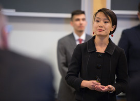 Smeal Sustainability Case Competition reaches 800 MBAs
