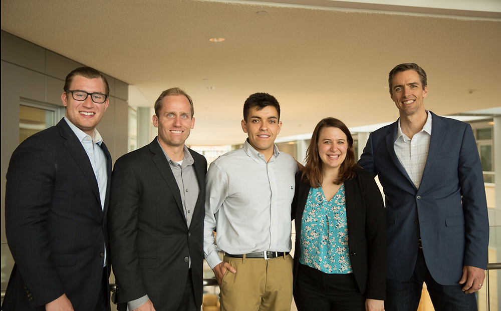 Student Sustainability Award Winners