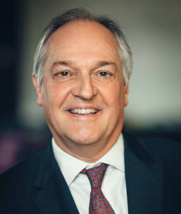 Paul Polman, Global Compact