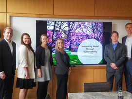 Smeal MBA Students Provide a Pathway for Further Integration of Sustainability