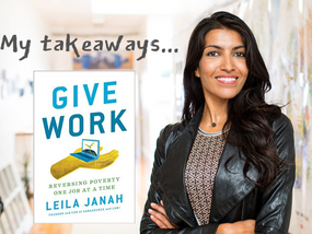 The One Thing Leilah Janah of Samasource Wants You to Know About AI/machine learning and Social Entr