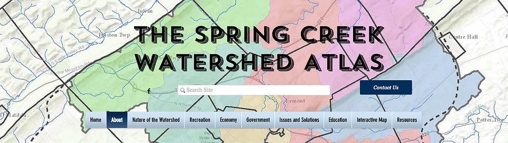 Spring Creek Watershed Atlas