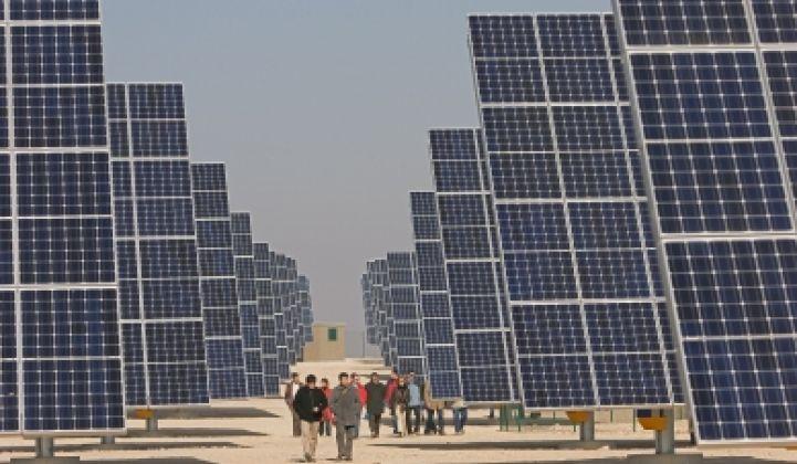 Green Tech media the dominance of solar