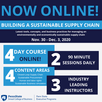 Registration Open! Building a Sustainable Supply Chain Executive Program | November 30 - December 3
