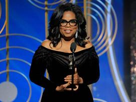 Don't miss....Oprah Winfrey's Speech at the 2018 Golden Globes