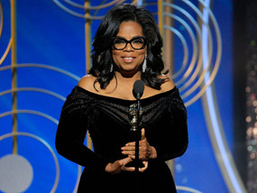 Don't miss....Oprah Winfrey's Speech at the 2018 Golden Globes