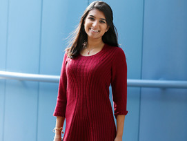 Neha Gupta, Penn Stater and Founder of Empower Orphans