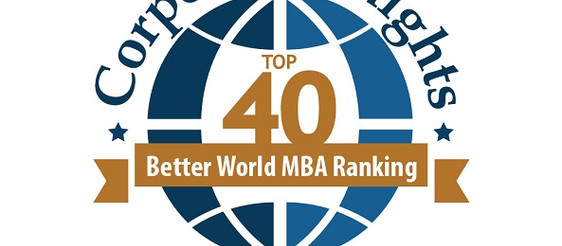 The Weekender:  MBA Programs Focused on Creating a Better World