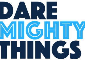 Ode to my father: dare mighty things
