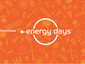 Join Penn State for Energy Days