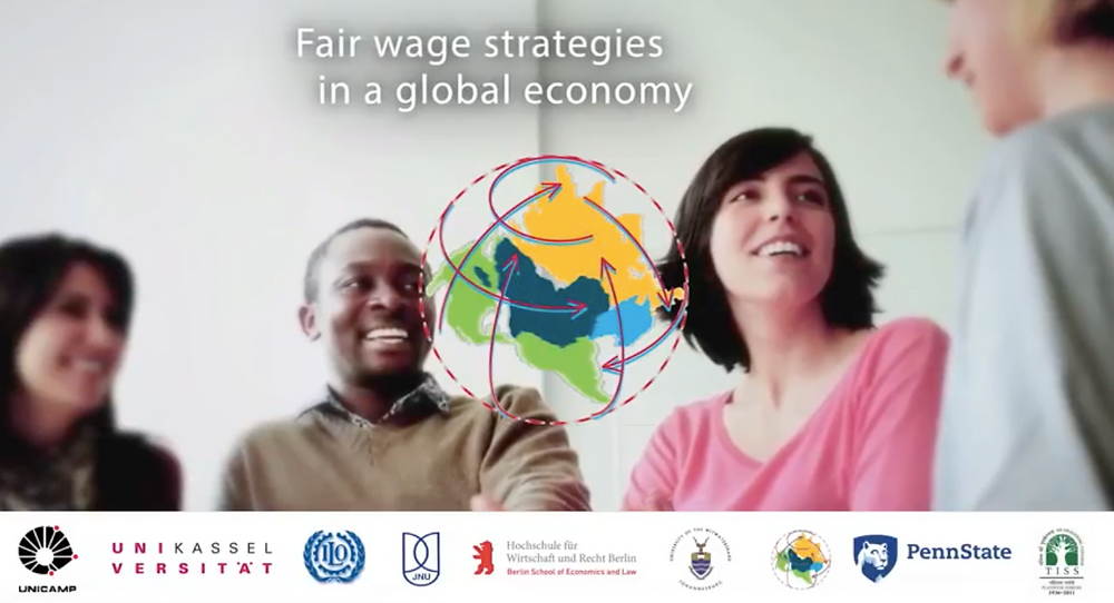 Online course about fair wages in a global economy